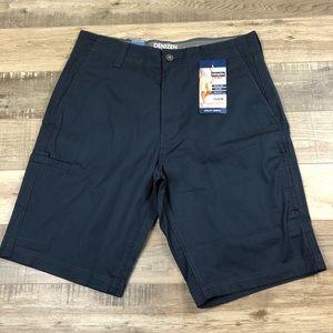 DENIZEN FROM LEVI'S   Navy Blue Utility Shorts NWT